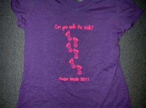 Avon Walk Charity