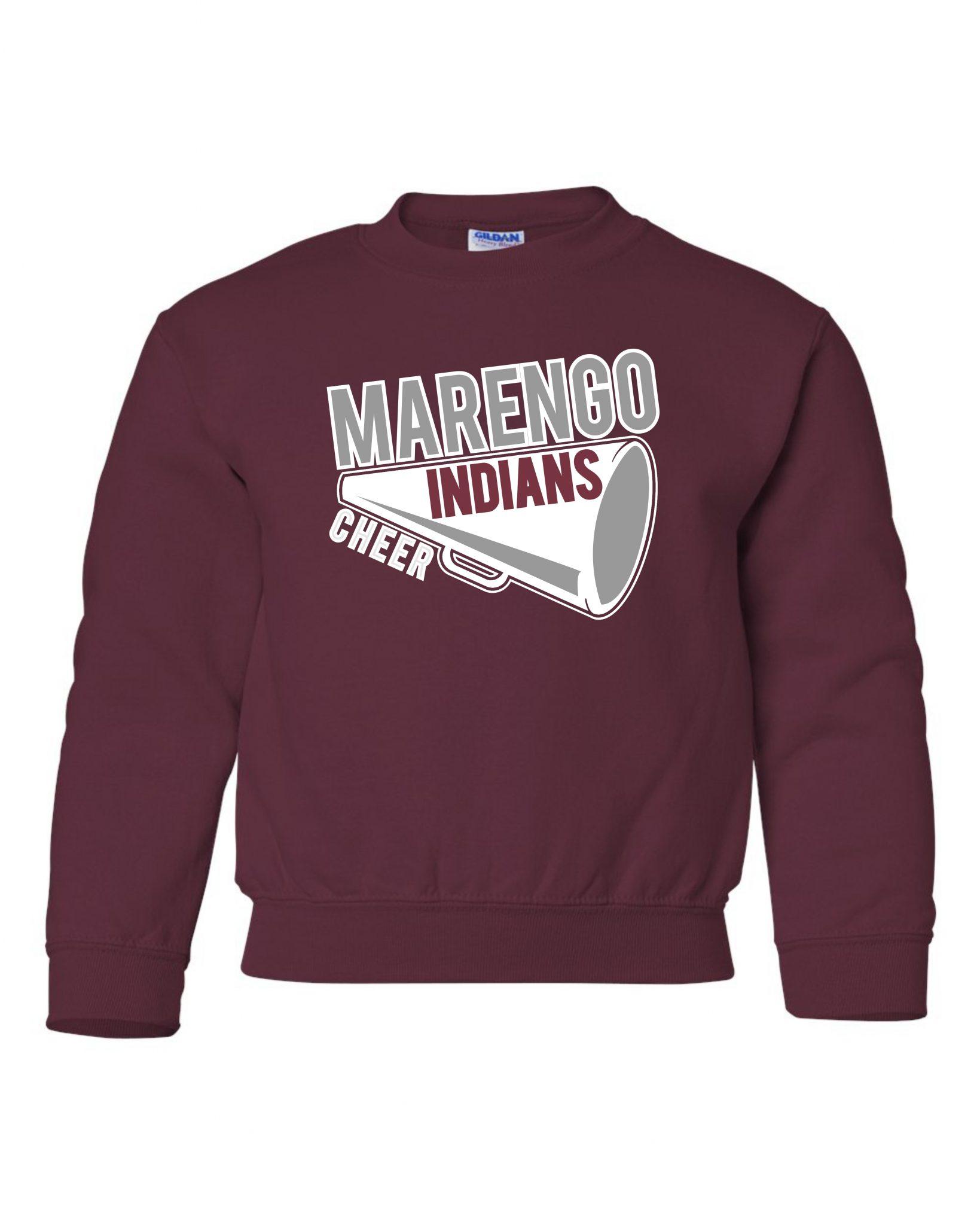 Cheerleading Sweatshirt